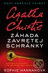 Agatha Christie - Záhada zavretej schránky obal knihy
