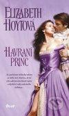 Elizabeth Hoytová - Havraní princ obal knihy