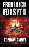 Frederick Forsyth - Zoznam smrti obal knihy