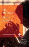 Ian McEwan - Právo na život obal knihy