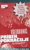 Eva Urbaníková - Všetko alebo nič: Príbeh pokračuje obal knihy