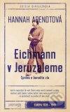 Hannah Arendtová - Eichmann v Jeruzaleme obal knihy