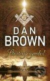 Dan Brown - Stratený symbol obal knihy