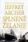Jeffrey Archer - Splnené želanie obal knihy