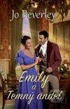 Jo Beverley - Emily a Temný anděl obal knihy