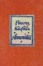 Franz Kafka - Amerika obal knihy