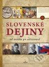 Slovenské dejiny od úsvitu po súčasnosť obal knihy