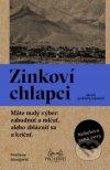 Svetlana Alexijevič - Zinkoví chlapci obal knihy