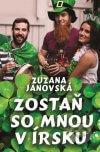 Zuzana Janovská - Zostaň so mnou v Írsku obal knihy
