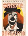 Eduard Bass - Cirkus Humberto obal knihy