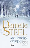 Danielle Steel - Modrooký chlapec obal knihy