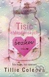 Tillie Cole - Tisíc chlapčenských bozkov obal knihy