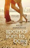 Kelly Rimmer - Spoznal som ťa bosú obal knihy
