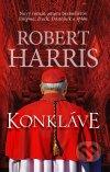 Robert Harris - Konkláve obal knihy