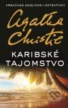 Agatha Christie - Karibské tajomstvo obal knihy