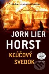 Jørn Lier Horst - Kľúčový svedok obal knihy