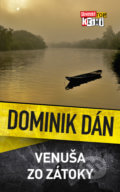 Dominik Dán - Venuša zo zátoky obal knihy