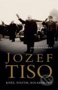James Mace Ward - Jozef Tiso obal knihy
