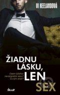 Vi Keeland - Žiadnu lásku, len sex obal knihy