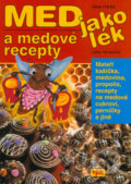 Jana Tetíková - Medové recepty obal knihy
