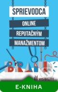 Sprievodca online reputačným manažmentom obal knihy