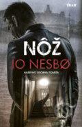 kniha Nôž - Jo Nesbo