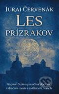 kniha Les prízrakov - Juraj Červenák