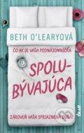 kniha Spolubývajúca - Beth O'Leary