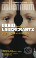 kniha Dievča, ktoré musí zomrieť - David Lagercrantz
