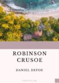 obal knihy Daniel Defoe - Robinson Crusoe